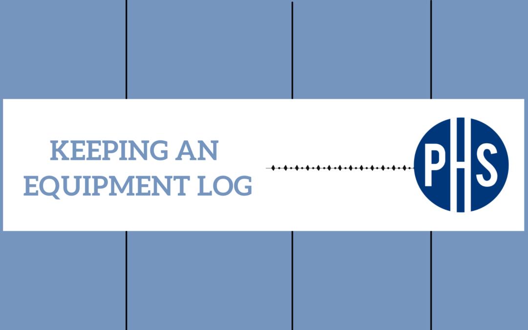 QuickTip: Keeping a Log